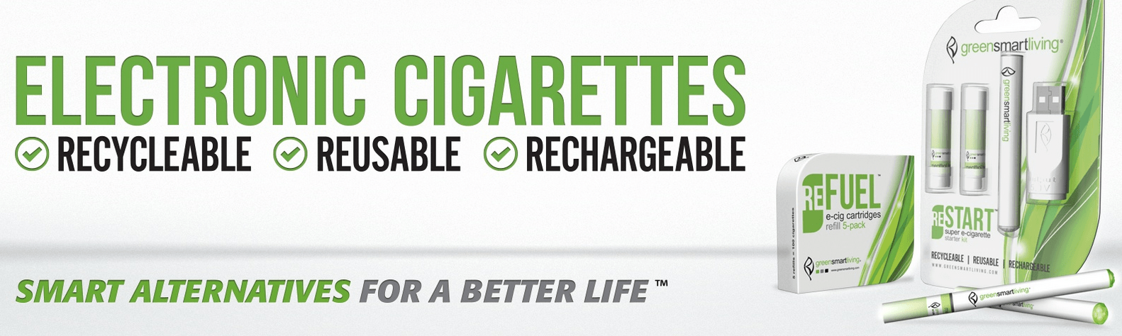 GreenSmartLiving e-cigarette